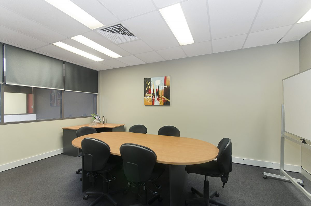 6 Seat Meeting Room Hire Townsville Sturt Business Centre