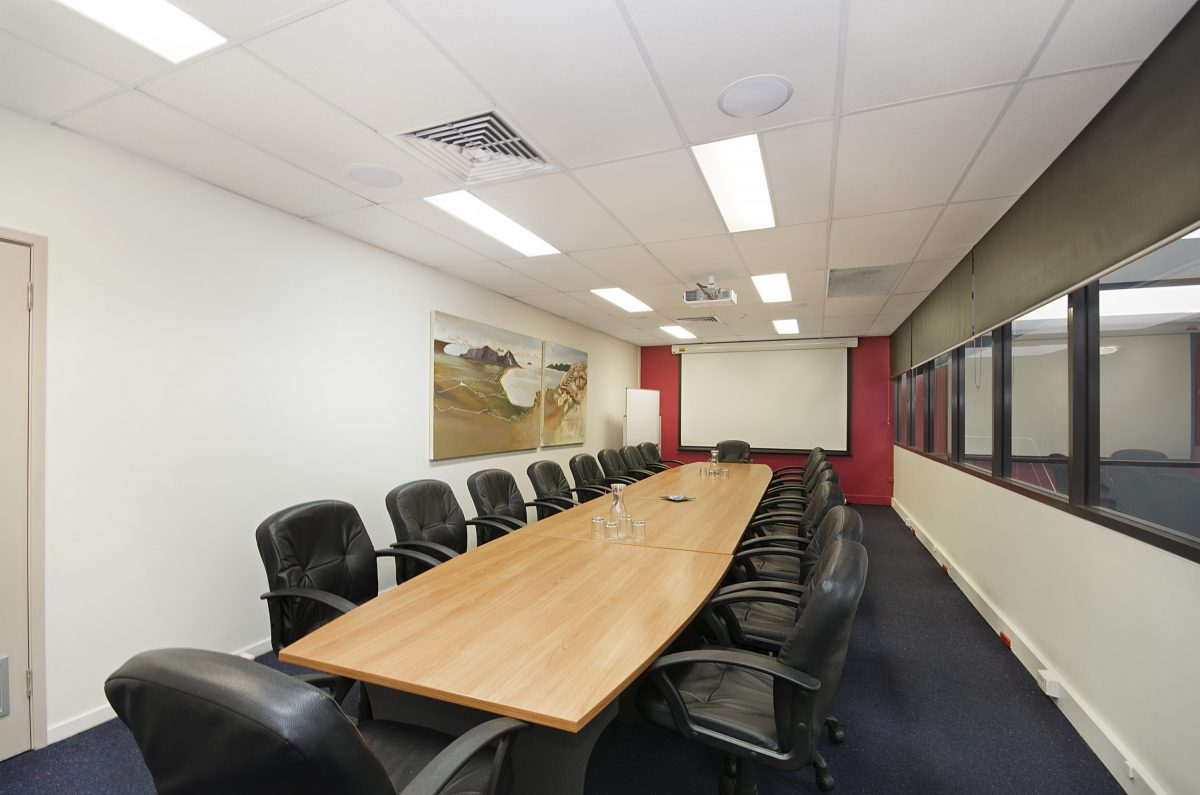 Boardroom For Hire In Townsville Sturt Business Centre