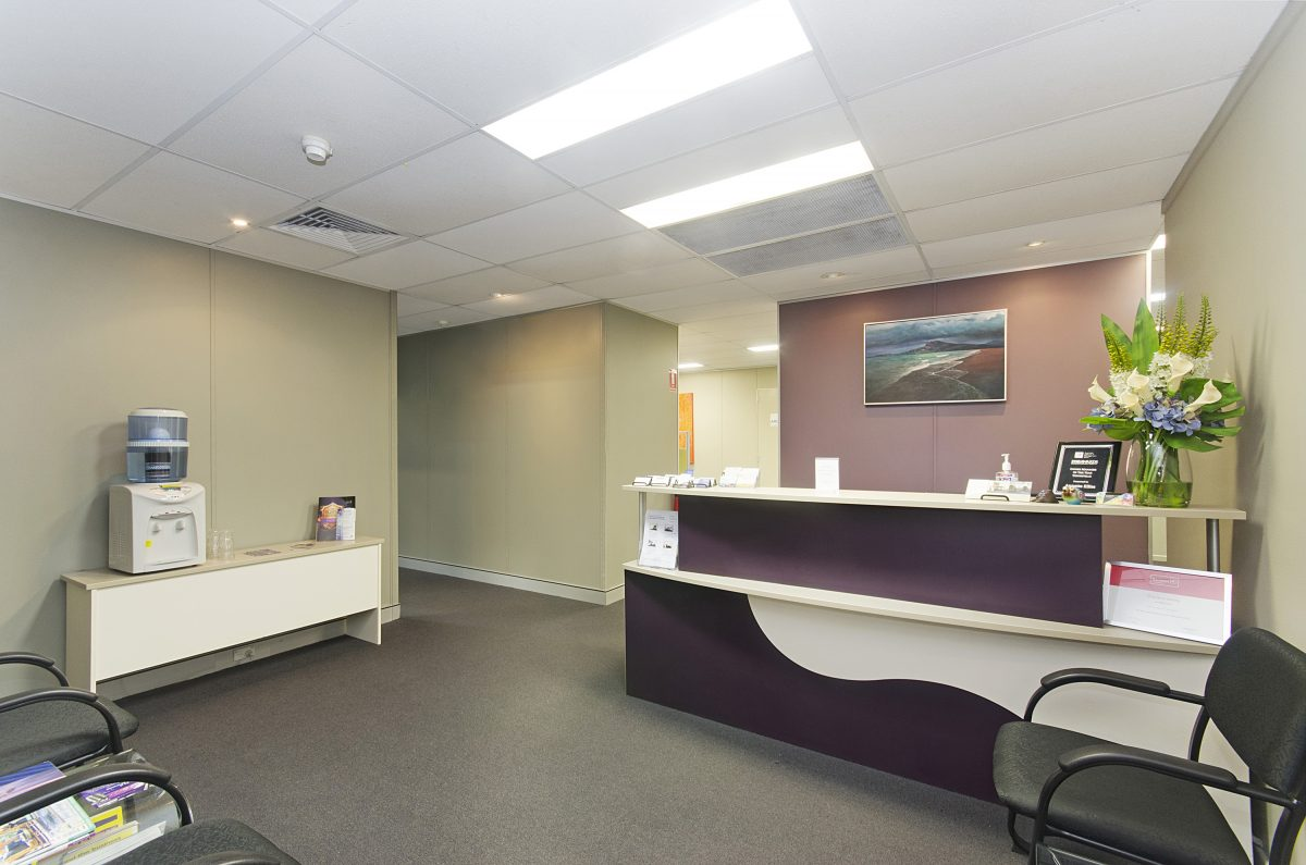 Reception Townsville Business Centre - Administration Services Townsville - Office For Lease